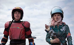 Szenenbild Turbo Kid