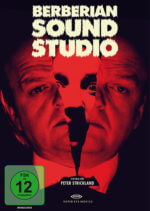 DVD-Cover Berberian Sound Studio