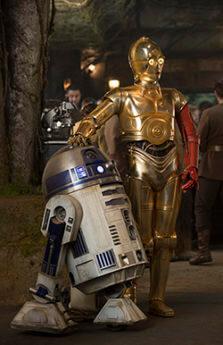 Szenenbild Star Wars: Das Erwachen der Macht