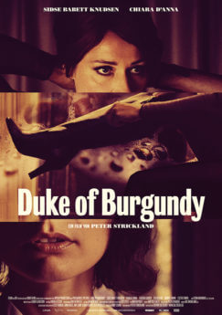 Filmposter Duke of Burgundy