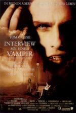 Filmposter Interview mit einem Vampir