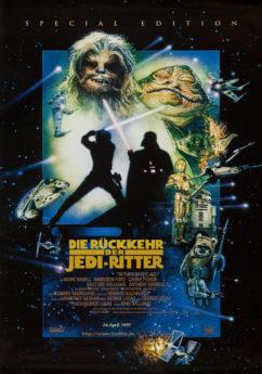 Filmposter Star Wars: Episode VI