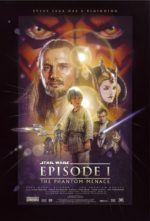 Filmposter Star Wars: Episode I