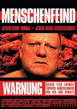 Filmposter Menschenfeind