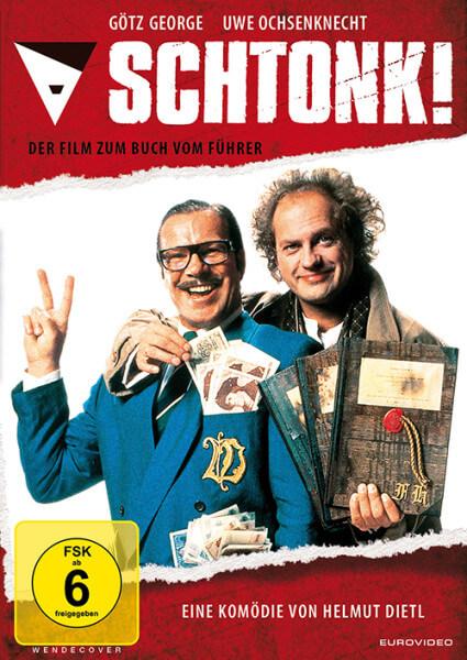 DVD-Cover Schtonk