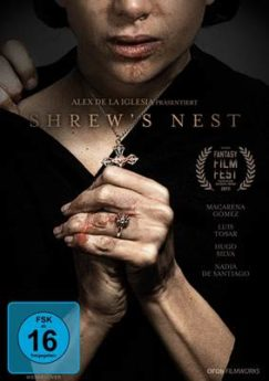 DVD-Cover Shrew's Nest
