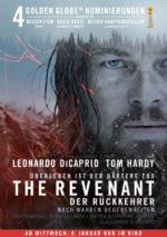Filmposter The Revenant