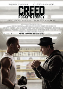 Filmposter Creed