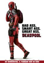 Filmposter Deadpool