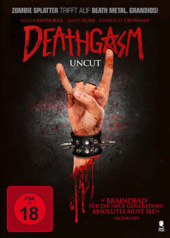 DVD-Cover Deathgasm