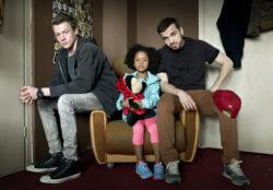 Szenenbild Familie Braun