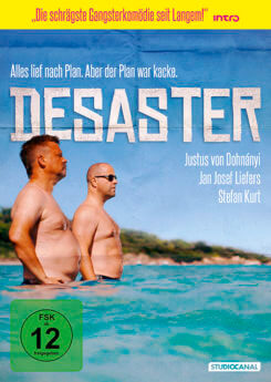 DVD-Cover Desaster
