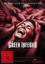DVD-Cover The Green Inferno