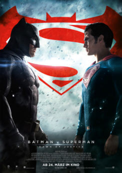 Filmposter Batman v Superman