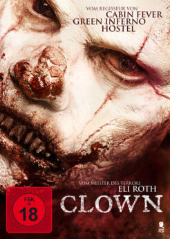 DVD-Cover Clown