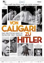 Filmposter Von Caligari zu Hitler