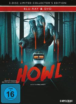 DVD-Cover Howl
