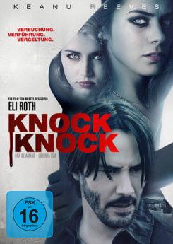 DVD-Cover Knock Knock