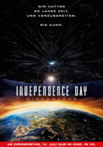 Filmposter Independence Day 2