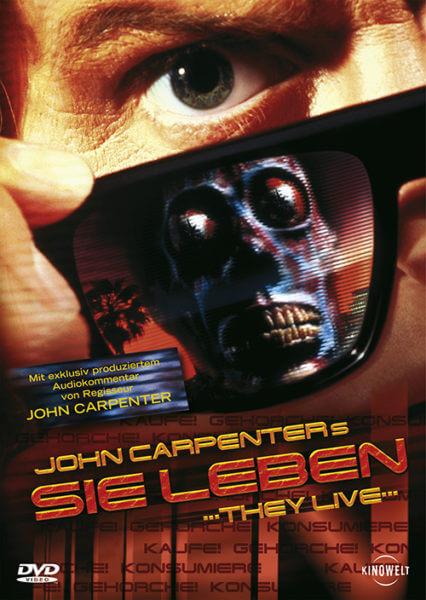 DVD-Cover Sie Leben