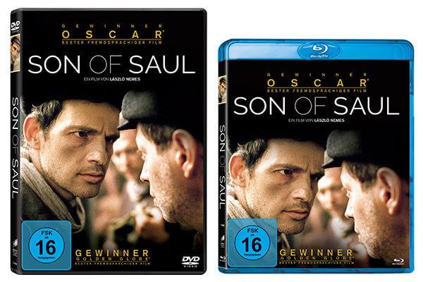 Son of Saul DVD und BD
