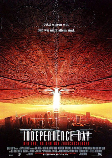 Filmposter Independence Day