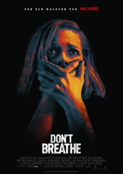 Filmposter Don't Breathe