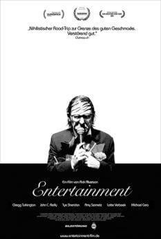 Filmposter Entertainment