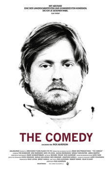 Filmposter The Comedy