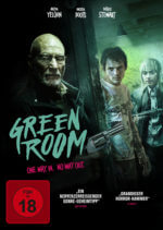 DVD-Cover Green Room