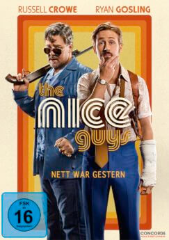 DVD-Cover The Nice Guys
