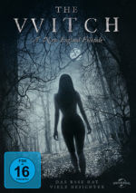 DVD-Cover The Witch