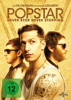 DVD-Cover Popstar
