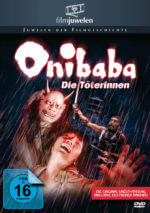 DVD-Cover Onibaba