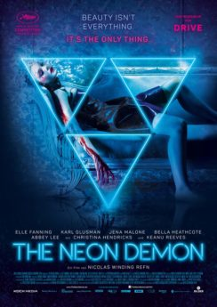 Filmposter The Neon Demon