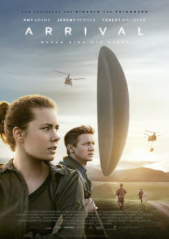 Filmposter Arrival