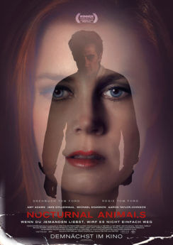 Filmposter Nocturnal Animals