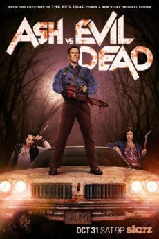 Poster Ash vs. Evil Dead