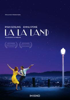 Filmposter La La Land