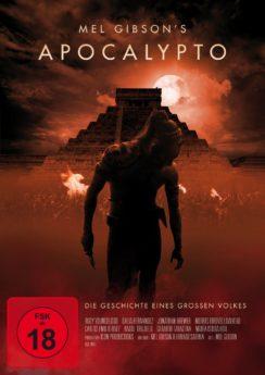 DVD-Cover Apocalypto