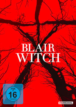 DVD-Cover Blair Witch