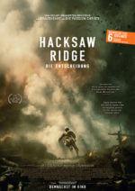 Filmposter Hacksaw Ridge