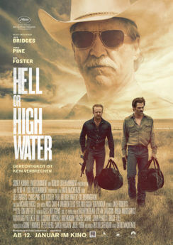 Filmposter Hell or High Water