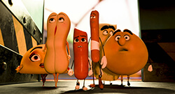 Szenenbild Sausage Party