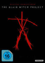 DVD-Cover Blair Witch Project