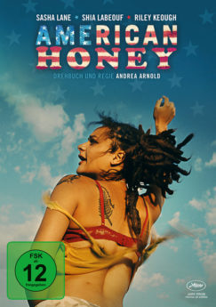 DVD-Cover American Honey