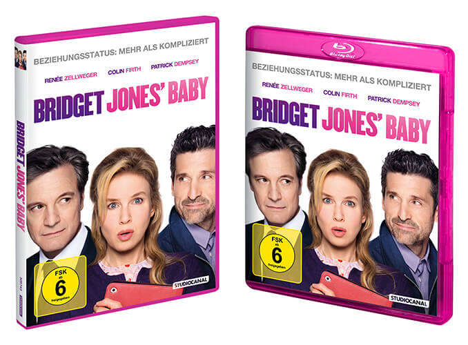 Bridget Jones Gewinnspiel