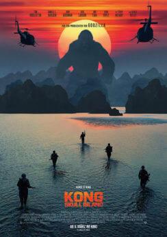 Filmposter Kong: Skull Island