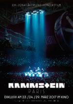 Filmposter Rammstein: Paris