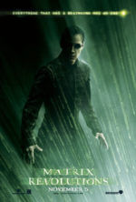Filmposter Matrix Revolutions